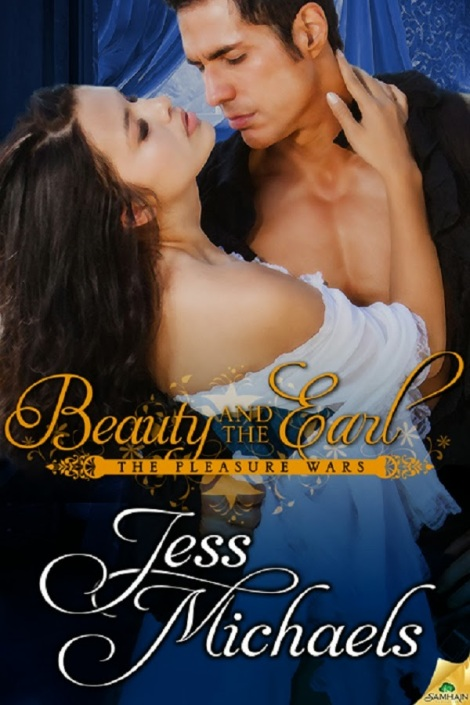 Large BeautyAndTheEarl by Jess Michaels