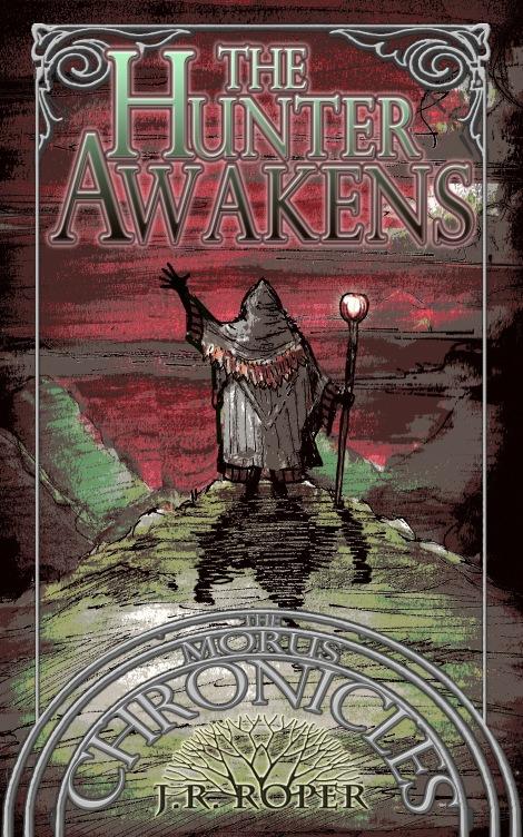 The Hunter Awakens NEW cover Final