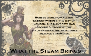steampunk copy